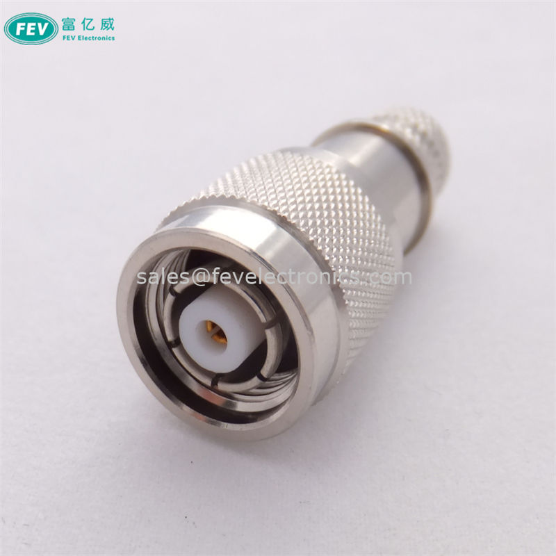 RP-TNC RF Coax Connector for LMR400 Coax Cable